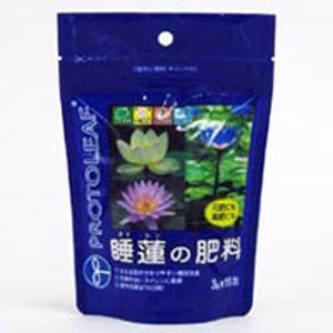 プロトリーフ 睡蓮の肥料 3G×15ホウ | 専用肥料 活力剤|greentime