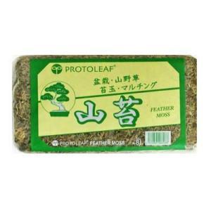 プロトリーフ 山苔 8L | 培養土 用土 水苔|greentime