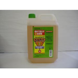 エイトアップ 除草剤 シー・ジー・エス 液剤 5L|greentime