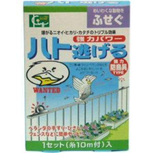 鳩よけ 強力パワーハト逃げる 1セット キング園芸|greentime