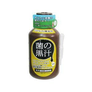 ヤサキ 菌の黒汁 100ml   肥料 活力剤 アンプル剤 greentime