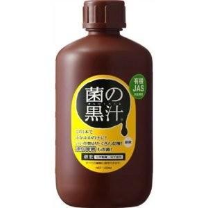 【菌の黒汁とは】 連作障害の改善や植物の生長促進を目的とした光合成細菌を含む菌体資材です。(有機JA...