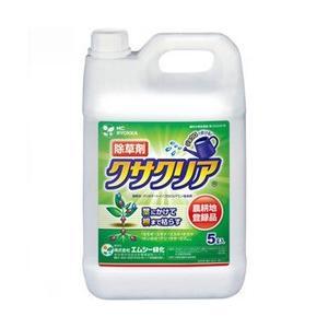 除草剤 クサクリア液剤 5L エムシー緑化|greentime