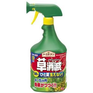 除草剤 アースカマイラズ 草消滅 ポンプ 700ml アース製薬|greentime