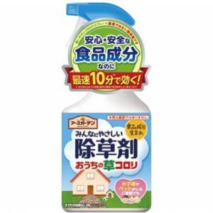 除草剤 みんなにやさしい除草剤 おうちの草コロリS 1000ml アース製薬|greentime