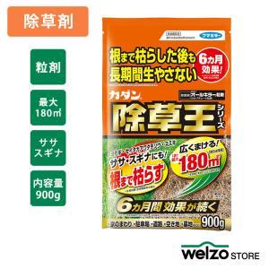除草剤 カダン除草王 オールキラー粒剤 900g フマキラー|greentime