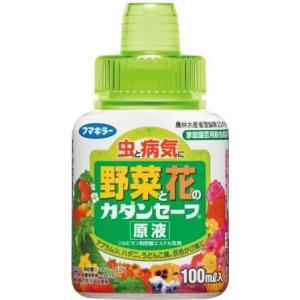 殺虫剤 カダンセーフ原液 100ml フマキラー|greentime