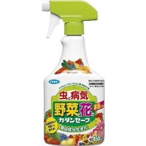 殺虫剤 カダンセーフ 450ml フマキラー|greentime