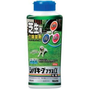 除草剤 シバキープ プラスα 600g レインボー薬品|greentime