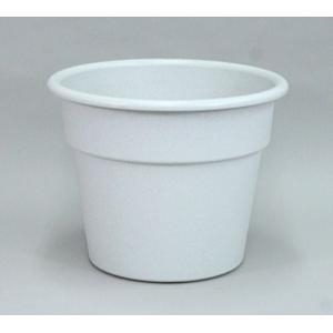 アップルウェアー APポット 14号 土容量21.5L ミカゲ φ40×31.6cm| 鉢 プランター|greentime