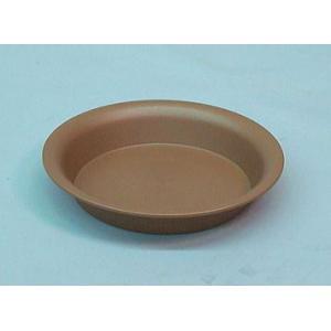 アップルウェアー 陶鉢皿 4号 きん茶 φ13×2.6cm| プランター