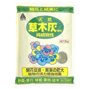 アミノール化学研究所 草木灰 2KG | 肥料 活力剤 単肥