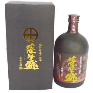 芋焼酎 薩摩盛 25度 維新150周年 記念 小鹿酒造 九州 鹿児島 薩摩盛720ml 豪華 上品