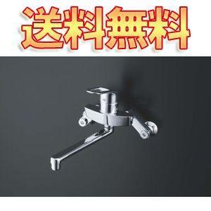 TOTO キッチン用 壁付き シングルレバー混合栓  TKY130(取寄せ品)|greentime