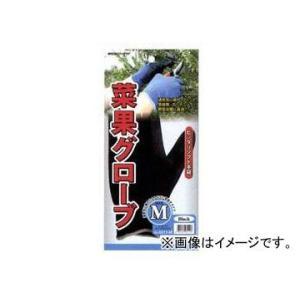 キンボシ 菜果グローブ ブラック M | 作業用品 手袋|greentime