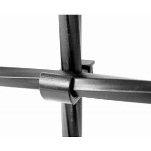 第一ビニール ローズスタイル用クロスジョイント RKJ10P | エクステリア フェンス|greentime