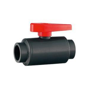 カクダイ PVCボールバルブ 接着式 655-506-25 水道用品 PVCボールバルブ セッチャクシキ(取寄せ品)|greentime