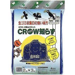 クラーク CROW知らず 2×3m | ネット 防鳥ネット|greentime