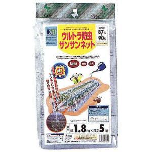 クラーク ウルトラ防虫サンサンネット 1.8×5 | 防虫ネット|greentime