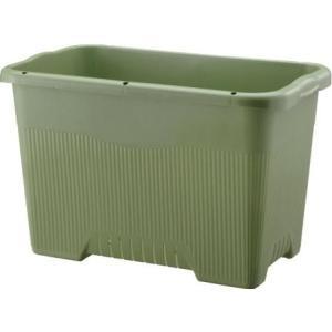 菜園上手 ジャンボ 65型 グリーン GR リッチェル 65...