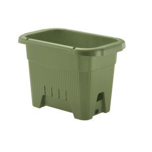 リッチェル 水ラク菜園上手 45型 グリーン 45×29×31.5(cm)| 鉢|greentime