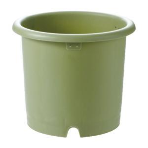 リッチェル 実のなるやさいポット 10号 グリーン φ32.5×28(cm)| 鉢 プランター|greentime