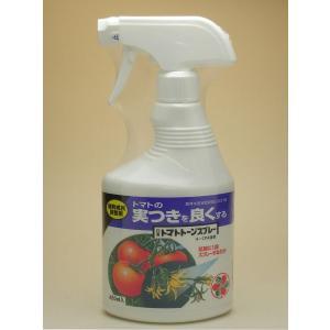 活性剤 活力剤 成長調整剤 日産 トマトトーンスプレー 420ml 住友化学園芸|greentime