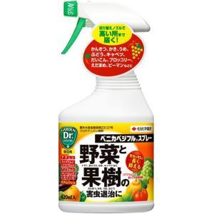 殺虫剤 ベニカベジフルスプレー 420ml 住友化学園芸|greentime