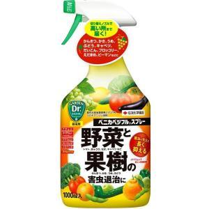 殺虫剤 ベニカベジフルスプレー 1000ml 住友化学園芸|greentime