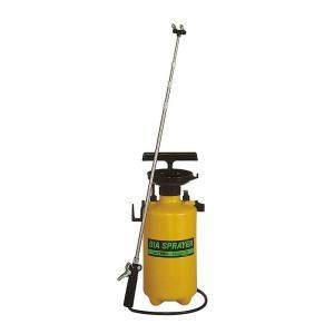 フルプラ ダイヤスプレー プレッシャー式噴霧器 5L用 2頭式 最長210cm伸縮ノズル付き NO.7560|greentime