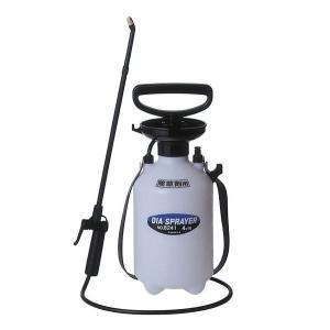 フルプラ ダイヤスプレー プレッシャー式噴霧器 4L用 除草剤用 単頭式 45cmノズル付 NO.8241|greentime