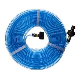 ホース 10m スプリンクラー 散水チューブ10m G410 takagi タカギ 安心の2年間保証|greentools