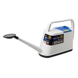 ジョウロ ジョロ 6L NANOジョロ GJ006FJ フタ付 水がこぼれにくい takagi タカギ 安心の2年間保証|greentools