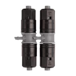 自動水やり ジョイント 9mmジョイント 4mm分岐 GKJ106 灌水 takagi タカギ 安心の2年間保証|greentools