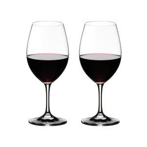 リーデル オヴァチュア レッドワイン グラス 6408/00 350cc 2脚セット 613お酒 食...