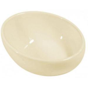 ペットの事だけを考えた食器 カラーボール120 オフホワイト 代引き不可・同梱不可 greetings