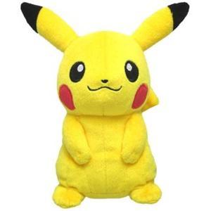 ポケットモンスター ピカチュウ Sサイズ ぬいぐるみ PP01 033123 ポケモン オールスターコレクション/ALL STAR COLLECTION 三英貿易/Pokemon GO【60】|grengren