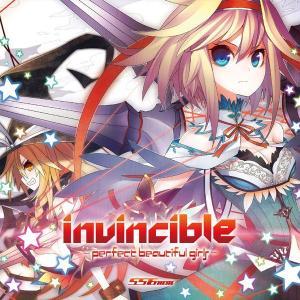 invincible - perfect beautiful girls - -556ミリメートル-|grep