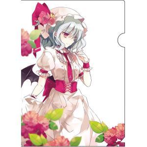 【東方Project】レミリア2 クリアファイル -酢.M.A.P-|grep