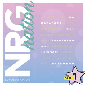 NRG nation VOL.1 -Eurobeat Union-|grep