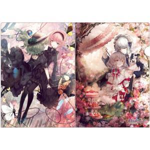 東方クリアファイル レミ咲&さとこい -Melodic Taste-|grep