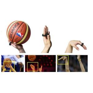 バスケットのシュートやドリブルの上達に!正しいシュートフォーム修正道具です。練習に使うだけで簡単修正