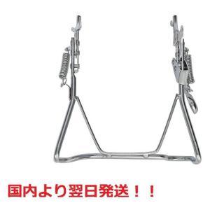【送料無料】自転車 スタンド 14インチ 両立スタンド 両足スタンド 倒れない|grepo-yafuu-store
