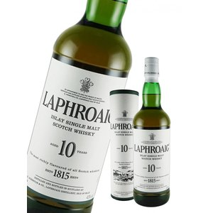ウイスキー ラフロイグ 10年 40度 700ml 箱付 シングルモルト 洋酒 whisky