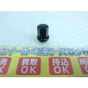 未使用 6個 バラ売り TIPTOP 袋ナット ブラック M12 1.5 黒 社外袋ナット 17HEX トヨタ ホンダ マツダ ダイハツ BK gripiga