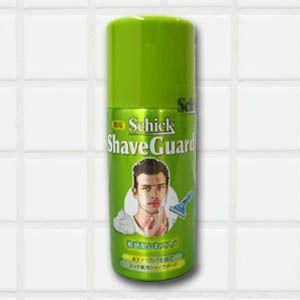 シェービングフォーム シック シェーブガード ミニ トラベルサイズ 髭剃り ヒゲそり 0430200(je1a122)|griptone