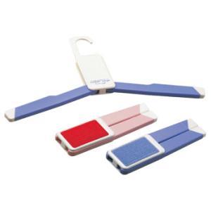 「tc4」日本製 ハンガー&洋服ブラシ・クリーンケットハンガーNo.24 1-8513(iw0a011)|griptone