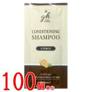 【セット】日本製 ホテルアメニティ GemiD×HE ゼミドハーバル ノンシリコン コンディショニングシャンプー 100個単位 90199113-100(ma0a007)|griptone