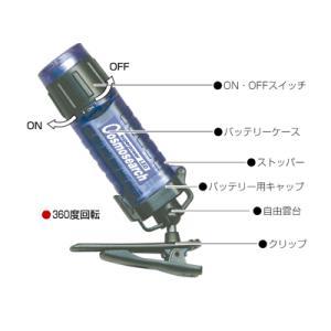 コスモサーチ4 LEDクリップライト(to3a005)...