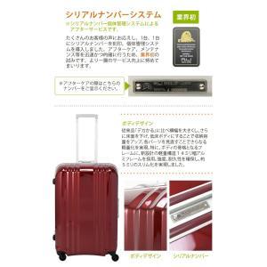 A.L.I.(エーエルアイ)最軽量デカかる2 46cm MM-5188 TSAロック搭載 4輪スーツケース フレーム 機内持ち込み(aj0a057)[C] griptone 06